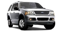 Used, 2005 Ford Explorer Eddie Bauer, Blue, M8694A-1