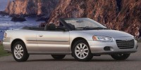 Used, 2004 Chrysler Sebring LXi, Purple, P9164A-1