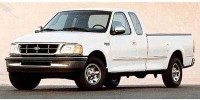 Used, 1997 Ford F-150 XLT, Gray, P9160B-1