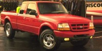 Used, 1999 Ford Ranger XLT, Green, P9706A-1