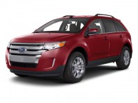 Used, 2011 Ford Edge Limited, Blue, AW202076-1
