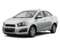 Used, 2012 Chevrolet Sonic LTZ, Gray, AW202096-1