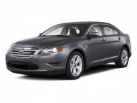 Used, 2012 Ford Taurus SEL, Silver, AW202047-1