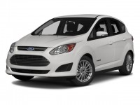 Used, 2013 Ford C-Max Hybrid SEL, Green, AW2020114-1