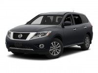 Used, 2013 Nissan Pathfinder S, Gray, AW20205-1
