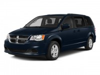 Used, 2014 Dodge Grand Caravan SXT, Gray, AW202045-1