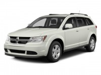Used, 2014 Dodge Journey FWD 4-door SXT, White, C680179B-1