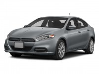 Used, 2015 Dodge Dart SE, Silver, AW2020148-1