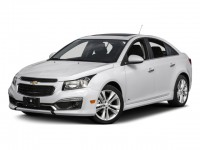 Used, 2015 Chevrolet Cruze LT, White, WF24-1