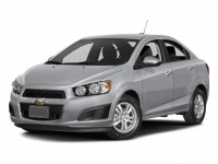 Used, 2016 Chevrolet Sonic LT, Black, AW2020157-1