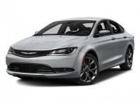 Used, 2016 Chrysler 200 Limited, Black, AW202032-1
