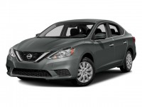 Used, 2016 Nissan Sentra SV, Gray, AW2020153-1