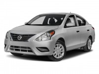 Used, 2018 Nissan Versa Sedan S Plus, White, WF10-1