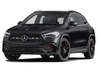 New, 2021 Mercedes-Benz GLA GLA 250 4MATIC SUV, Black, 4N059-1
