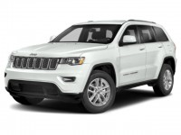 New, 2021 Jeep Grand Cherokee Laredo E 4x2, White, C712888-1