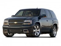 Used, 2008 Chevrolet TrailBlazer Fleet w/2FL, Purple, M9154B-1