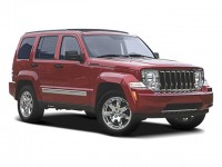 Used, 2008 Jeep Liberty Sport, Gray, T49319A-1