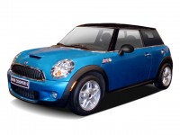Used, 2009 Mini Cooper Hardtop S, Black, SV4511A-1