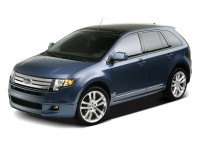 Used, 2009 Ford Edge SEL, Gray, SV4632A-1