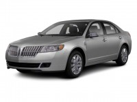 Used, 2010 Lincoln MKZ 4dr Sdn FWD, White, L9162B-1