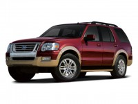 Used, 2010 Ford Explorer Eddie Bauer, Blue, PV10954-1