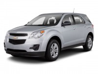 Used, 2011 Chevrolet Equinox LT, White, T1165944-1