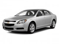 Used, 2011 Chevrolet Malibu LTZ, Black, WK19818A-1