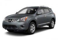 Used, 2011 Nissan Rogue S, Silver, AW9133-1