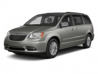 Used, 2012 Chrysler Town & Country Touring, Maroon, SK20250A-1