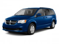 Used, 2012 Dodge Grand Caravan Crew, Gray, MP3129A-1