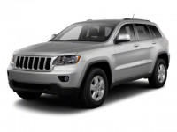 Used, 2012 Jeep Grand Cherokee Laredo, Black, TC300845-1