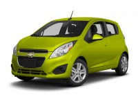 Used, 2013 Chevrolet Spark LS, Red, 74358B-1