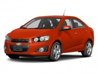 Used, 2013 Chevrolet Sonic LTZ, Other, SV4581A-1