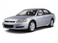 Used, 2013 Chevrolet Impala LT, Silver, AW9139-1