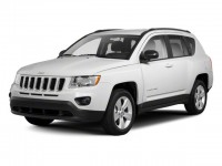 Used, 2013 Jeep Compass Latitude, Gray, T45119A-1