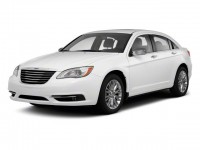 Used, 2013 Chrysler 200 Limited, Gold, AW8161-1