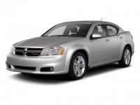 Used, 2013 Dodge Avenger SXT, Red, M9017A-1