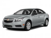 Used, 2014 Chevrolet Cruze LS, Black, AW9169-1