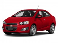 Used, 2014 Chevrolet Sonic LT, Red, 182063-1