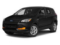 Used, 2014 Ford Escape Titanium, Black, PV10938-1