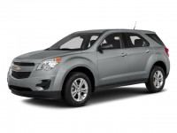 Used, 2014 Chevrolet Equinox LS, Silver, SK20092A-1