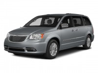 Used, 2014 Chrysler Town & Country Touring, Silver, AW9185-1