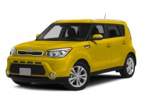 Used, 2014 Kia Soul Plus, Yellow, SK20312A-1