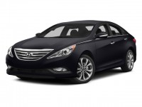 Used, 2014 Hyundai Sonata Limited, Black, PA9306-1