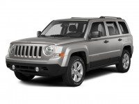 Used, 2014 Jeep Patriot Altitude, Burgundy, AW9180-1