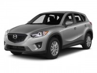 Used, 2015 Mazda CX-5 Touring, Red, P0491977-1