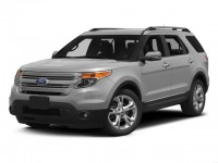 Used, 2015 Ford Explorer Limited, Black, SV4488A-1