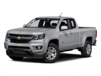 Used, 2015 Chevrolet Colorado Z71, Green, C5884A-1