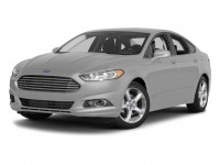 Used, 2015 Ford Fusion SE, Black, AW9172-1