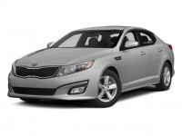 Used, 2015 Kia Optima LX, Blue, SK19875A-1